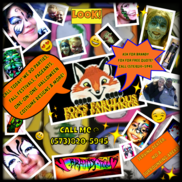 Dexter, MO Face Painting | FOX'S FABULOUS FACE PAINTINGS & MORE