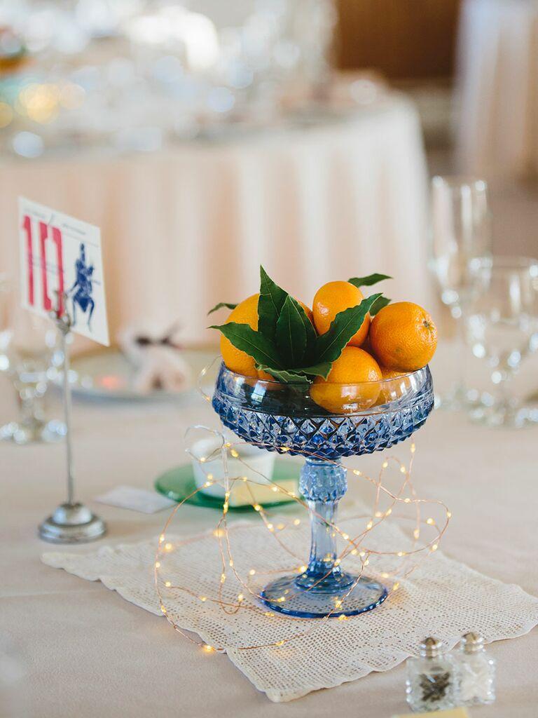 Simple Rustic Non Fl Centerpiece Ideas For Your Wedding