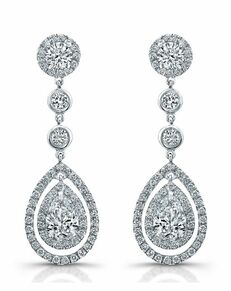 Uneek by Benjamin Javaheri LVE212 Wedding Earring photo