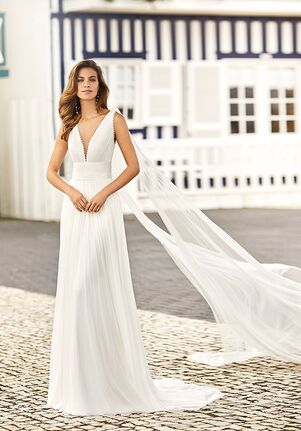 Rosa Clará Soft HAIDAR Sheath Wedding Dress