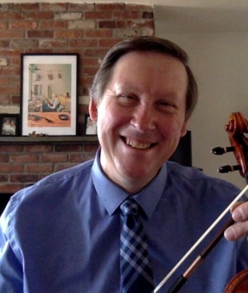 Edward Bell - Violinist - New Bedford, MA