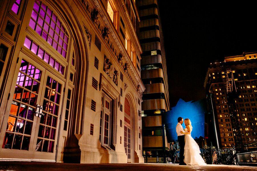 The Crystal Ballroom Reception Venues Houston Tx