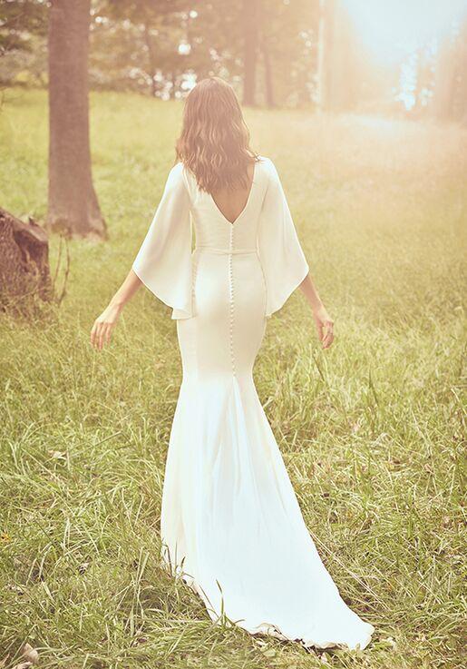Lillian West 66070 Mermaid Wedding Dress