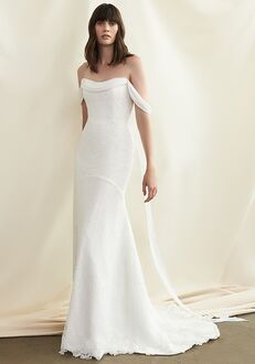 Savannah Miller MILLY Mermaid Wedding Dress
