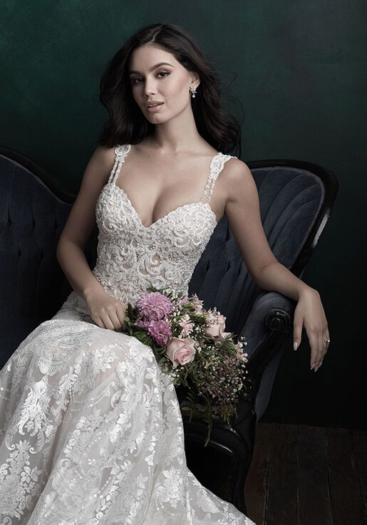Allure Couture C506 Mermaid Wedding Dress