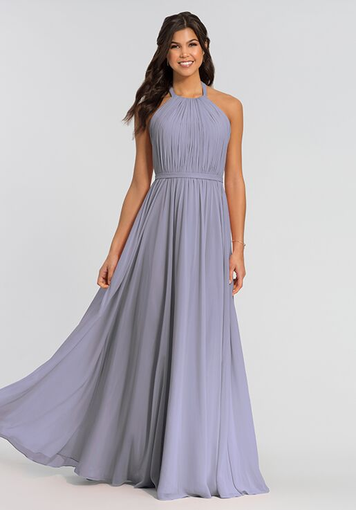 Kleinfeld Bridesmaid KL-200006 Halter Bridesmaid Dress