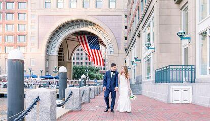 Boston Harbor Hotel Ceremony Venues The Knot