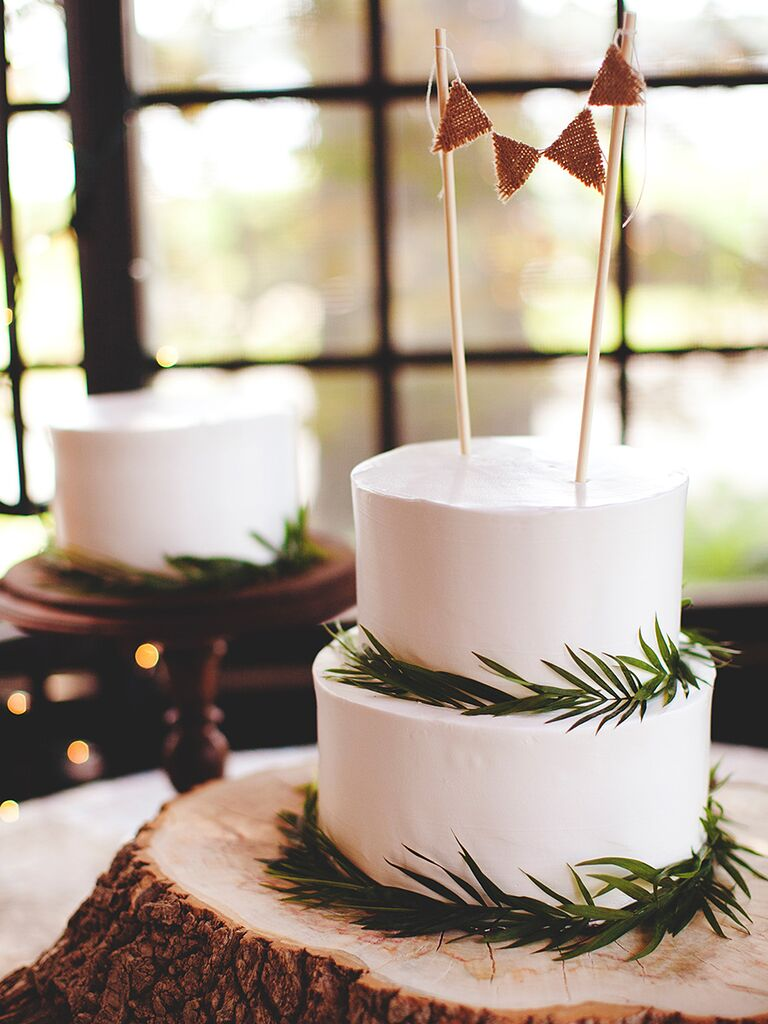 Unique Diy Wedding Cake Toppers