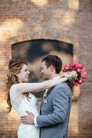 Lela Rose Central Park Wedding Gown