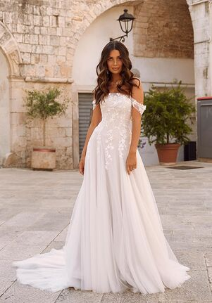 Madi Lane ML11348 | Mena A-Line Wedding Dress
