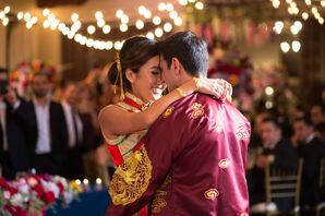 Vibrant, Multicultural Wedding