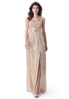 Venus Bridesmaids BM2216 V-Neck Bridesmaid Dress