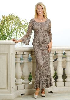 Soulmates D8785 Black Mother Of The Bride Dress