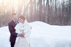 Elegant, Intimate Wedding in Michigan