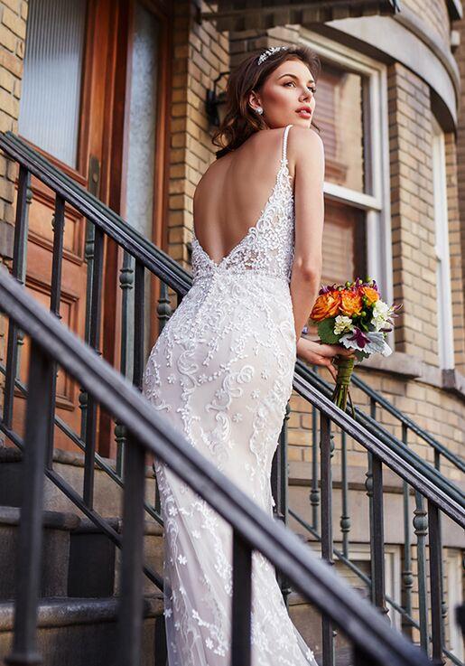 KITTYCHEN TAYLOR, H1846 Sheath Wedding Dress