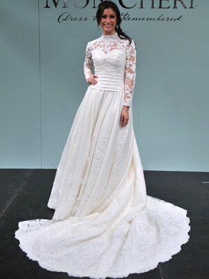 Designer Sophia Tolli