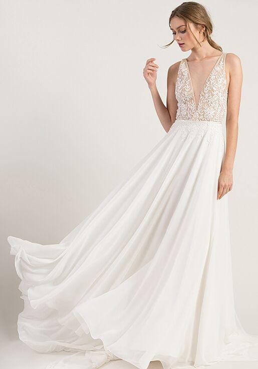 00995f5259 Jenny by Jenny Yoo Martina Wedding Dress   The Knot