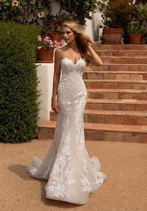 Moonlight Collection J6777 Mermaid Wedding Dress