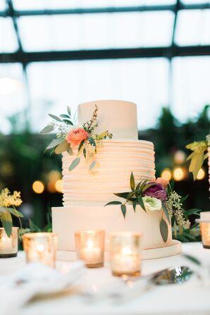 Sweet Heather Anne Wedding Cake