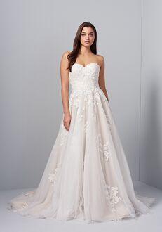 Lucia by Allison Webb 92000 MARGOT Ball Gown Wedding Dress