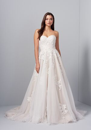 Lucia by Allison Webb 92000 MARGOT Ball Gown Wedding Dress