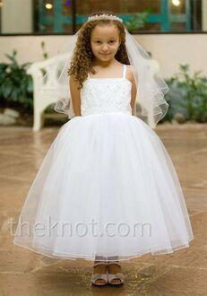 Pink princess d2900 flower girl dress the knot pink princess d8037 white flower girl dress mightylinksfo