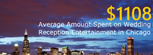 Chicago Wedding Entertainment Costs