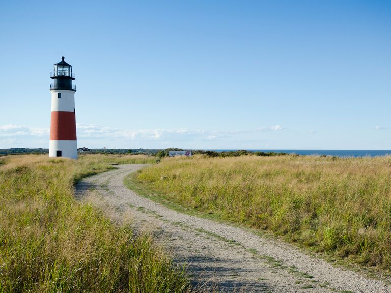 Nantucket Massachusetts honeymoon destination