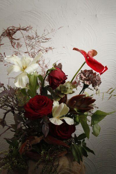 Three Swords Floral Co.