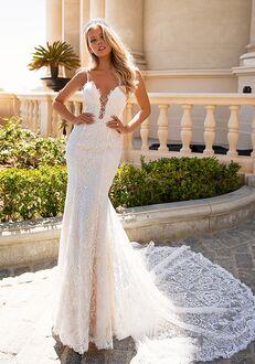 Moonlight Couture H1374 Mermaid Wedding Dress