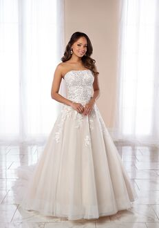 Stella York 6921 Ball Gown Wedding Dress