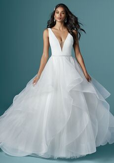 Maggie Sottero FATIMA A-Line Wedding Dress
