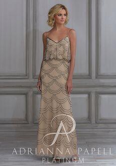 Adrianna Papell Platinum 40114 Sweetheart Bridesmaid Dress