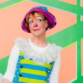 Washington, DC Clown | Mandy Dalton: Children's Entertainer