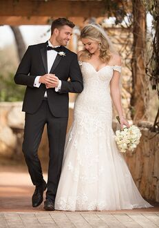 Essense of Australia D2352 Wedding Dress