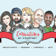 King of Prussia, PA Caricaturist | Caricatures By Courtney Inc.