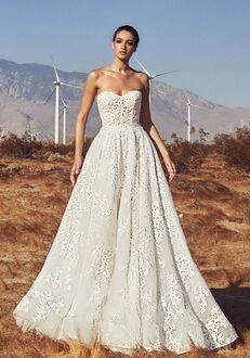 Calla Blanche 19114 Darcy Ball Gown Wedding Dress