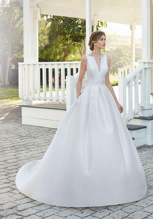 Rosa Clará CAQUI A-Line Wedding Dress