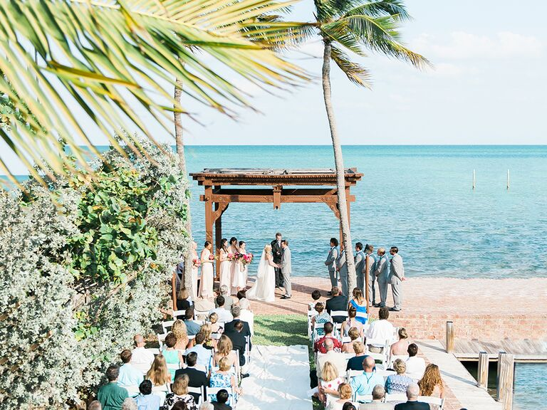 Point for your ceremony site contract