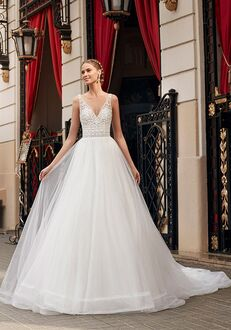 Aire Barcelona IRAIM Ball Gown Wedding Dress