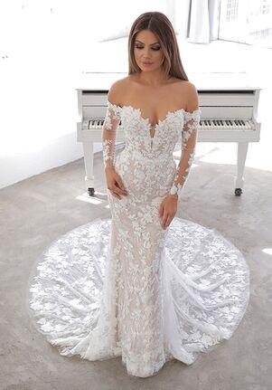 Blue by Enzoani NAROZA Mermaid Wedding Dress