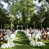 An Elegant Backyard Wedding at a Private Residence in Chesterfield, Missouri