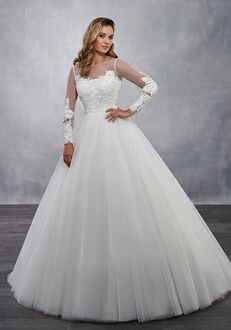 Mary's Bridal MB6033 Ball Gown Wedding Dress