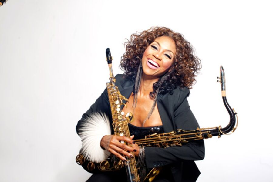 Theresa Grayson - Jazz Saxophonist - Houston, TX