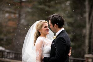 Half-Up Bridal Hairstyle