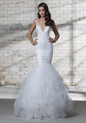 LOVE by Pnina Tornai for Kleinfeld 14690 Mermaid Wedding Dress