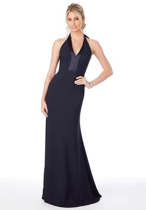 Morilee by Madeline Gardner Bridesmaids 21684 -Morilee by Madeline Gardner Bridesmaids Halter Bridesmaid Dress