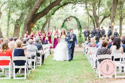Scenic Springs Wedding & Event Site