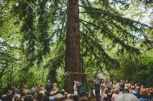 Romantic Redwood Forest Wedding in Aptos