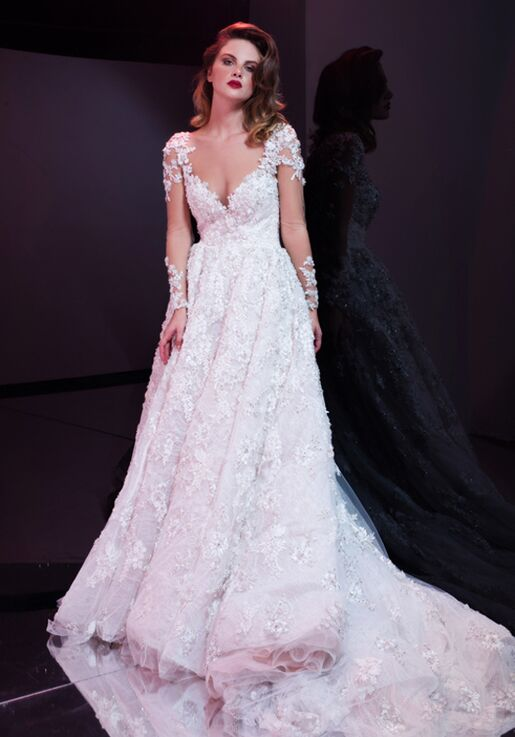 Stephen Yearick Wedding Dress